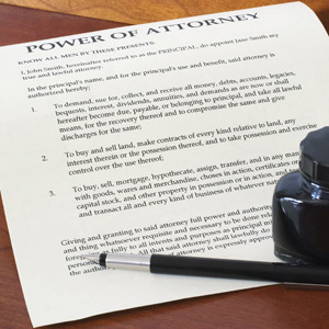 Ashmore Powers of Attorney